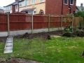 Groundwork in Penwortham