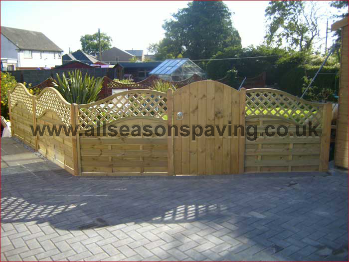 Burnmoor Crescent Lancaster Fencing And Paving