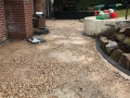 driveway resin bound rose process