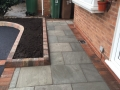 Paved driveway in Lancashire