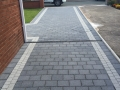 Block paving drive in Lancashire