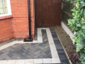 Block Paving design on driveway in Lancashire