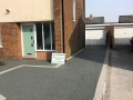 driveway and garden slate grey resin bound