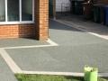 slate grey resin bound aggregate driveway aspen borders