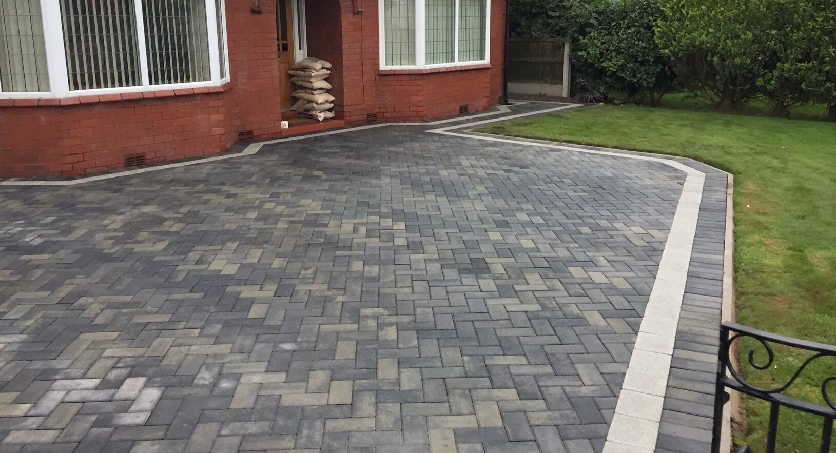Putting Down Your Block Paving Driveways