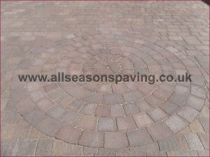 indian sandstone block paving leyland