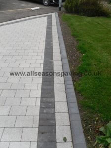 charcoal driveway block paving chorley spinney