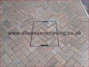 driveway in preston area block paving
