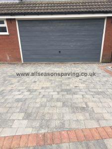 slate block paving chorley
