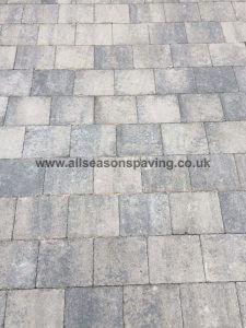 block paving slate driveway chorley