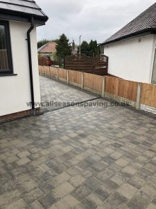 block paving driveways preston