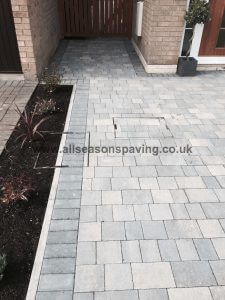Driveway block paving Leyland, Farrington