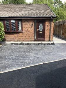 Block paving in Preston, Lostock Hall driveway