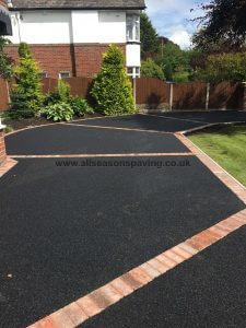 Tarmac & block paving in Preston