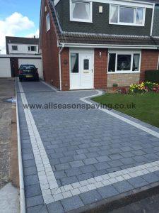 block paving driveways preston area
