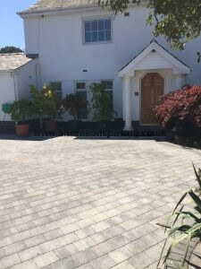 Lancaster driveway block paving