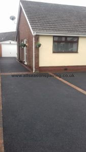 tarmac driveway in Chorley - picture