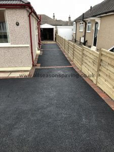 morecambe tarmac indian stone driveways