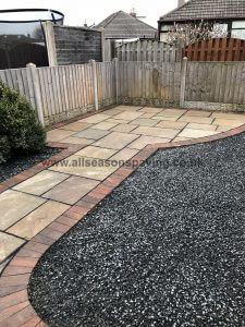 stone patio driveways tarmac morecambe