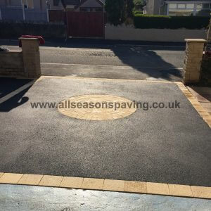picture tarmac driveway Morecambe