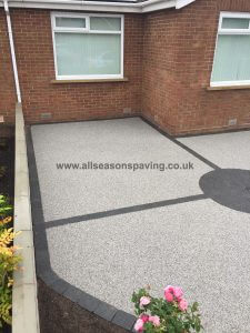 resin driveways morecambe