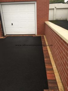 brindle tarmac driveway morecambe