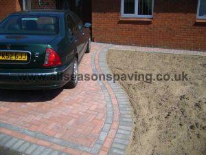anderton-chorley-block paving driveway