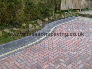 driveway block paving in Lancaster brindle