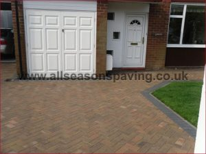 chorley driveway installation paving